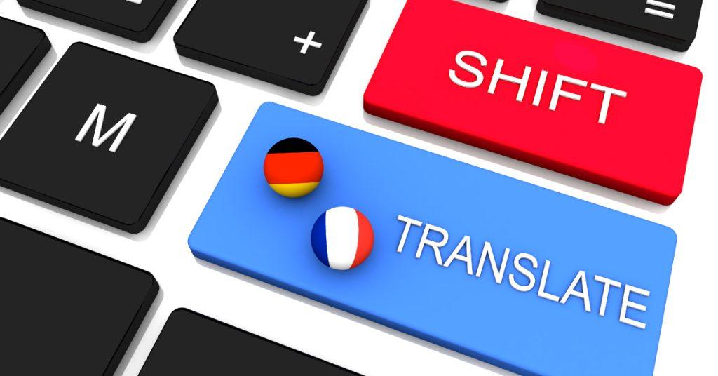 french translation in Dubai